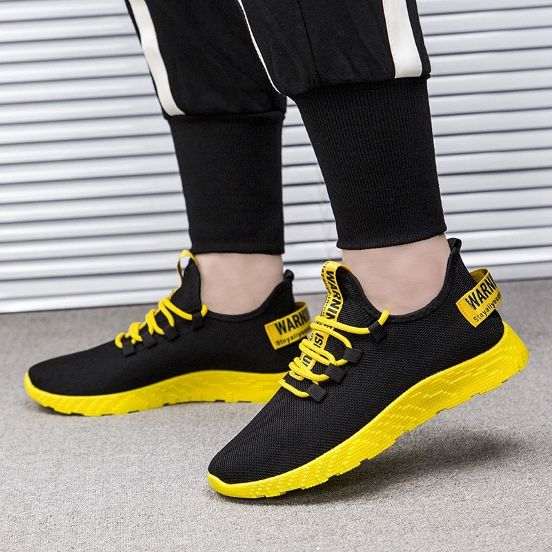 Summers Men Shoes Men Sneakers Flat